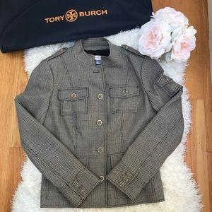 Tory Burch Military Jacket
